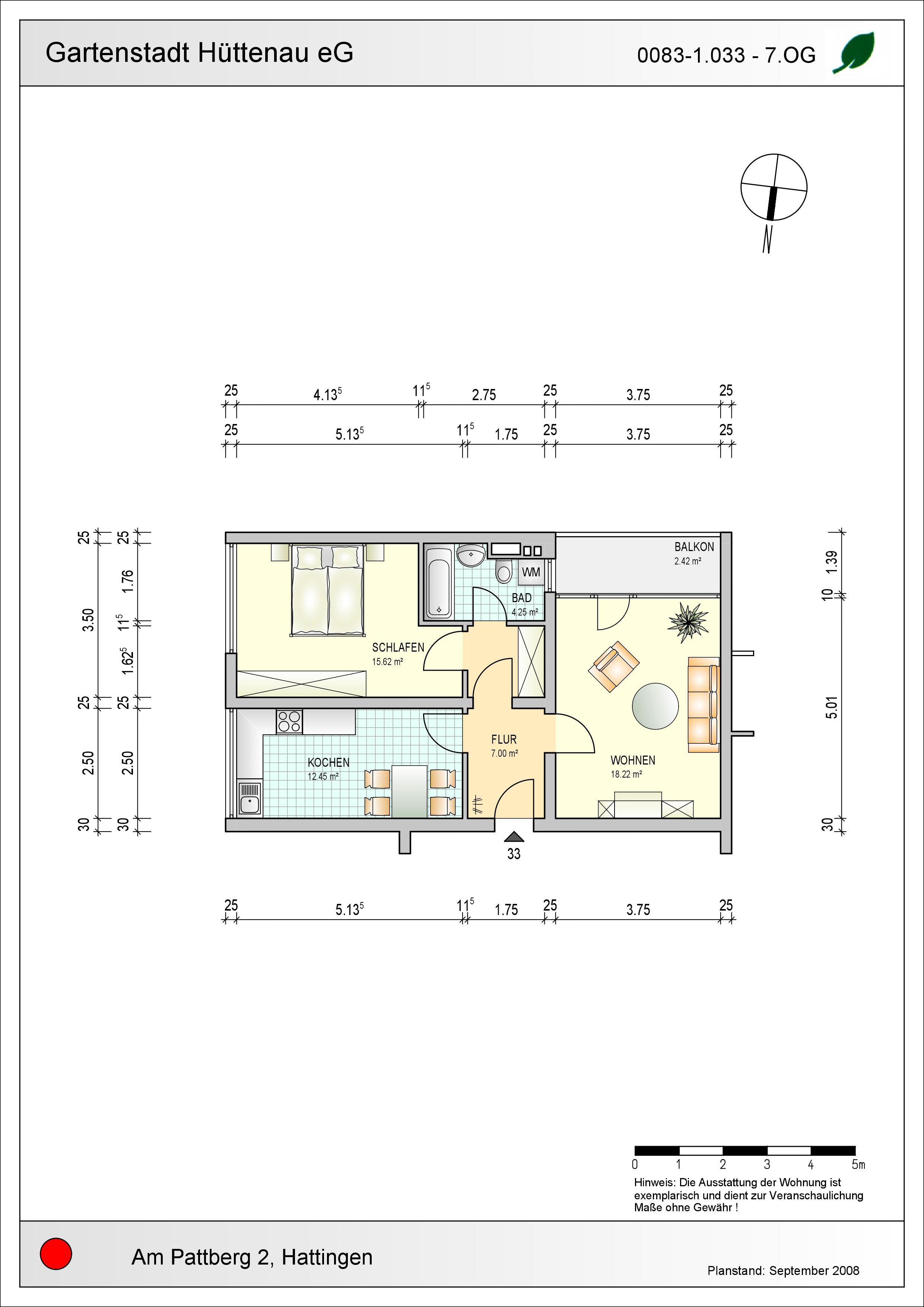 Wohnung Mieten Hattingen Holthausen